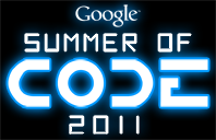 Google Summer of Code logo 2011