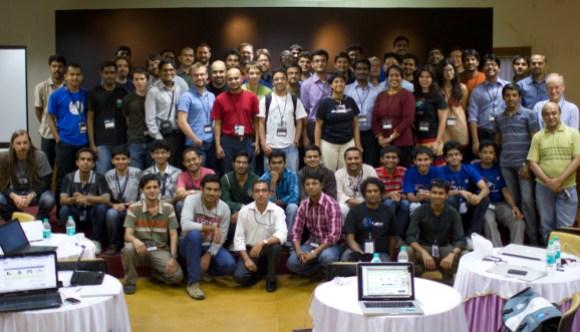 Hackathon_Mumbai_2011_Groupshot