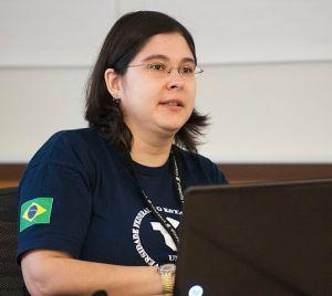 Professor Juliana Bastos Marques
