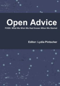 Open Advice book cover
