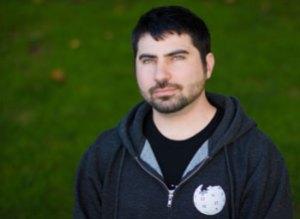 Wikimedia Foundation systems engineer Ryan Lane.