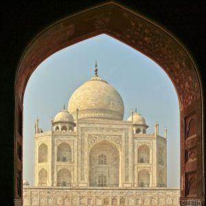 Tha Taj Mahal, Agra, India