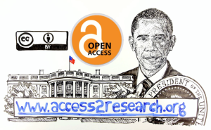 Click to view a video by SPARC on the Access2Research petition