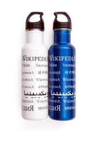 Wikipedia waterbottles