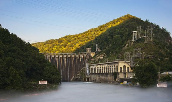 Cheoh Hydroelectric Dam, Finalist, Wiki Loves Monuments US, 2012