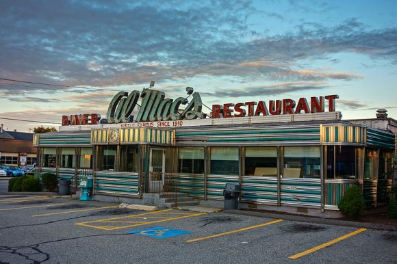 Al Mac's Diner, 3rd Place in Wiki Loves Monuments US, 2012