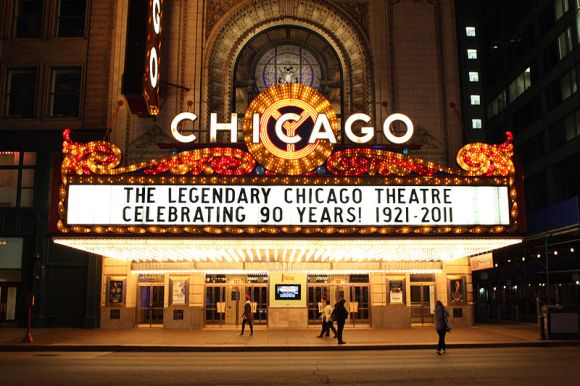 Chicago Theater, Finalist, Wiki Loves Monuments US, 2012