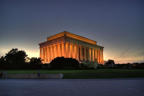 Lincoln Memorial, Finalist, Wiki Loves Monuments US, 2012
