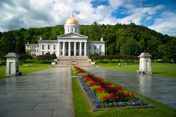 Vermont State House, Finalist, Wiki Loves Monuments US, 2012