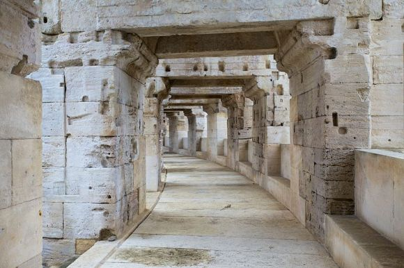 Arles Roman Arena, 2nd Place, Wiki Loves Monuments France.