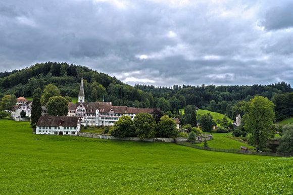 Monastery Magdenau, 2nd place, Wiki Loves Monuments 2012, Switzerland