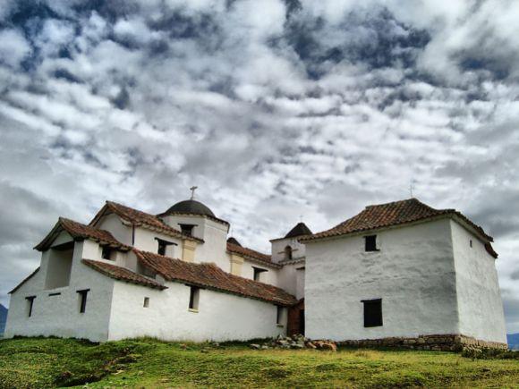 Capilla de Siecha, Wiki Loves Monuments 2012 finalist.