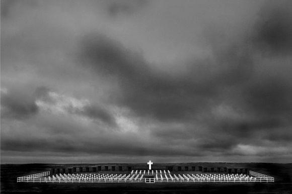Cementerio Argentino de Puerto Darwin, 1st place, Wiki Loves Monuments 2012 Argentina.
