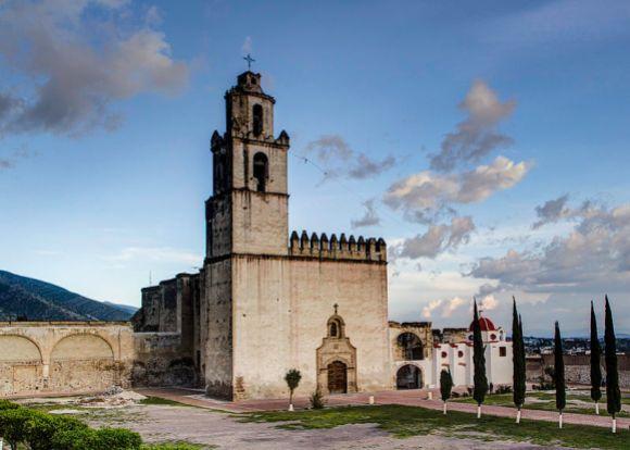 Convento de Tecamachalco, 1st place, Wiki Loves Monuments 2012 Mexico