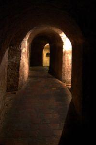 Corredores Internos Castillo San Felipe, Wiki Loves Monuments finalist 2012.