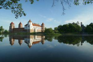 Мірскі замак, Wiki Loves Monuments Belarus 2012 Finalist