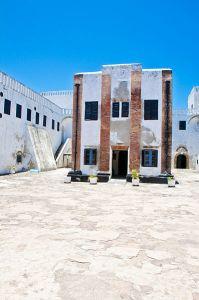 Elmina Castle Inner Courtyard, 3rd place, Wiki Loves Monuments 2012, Ghana