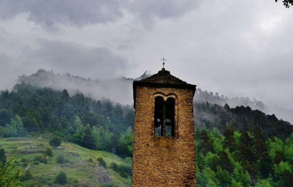 Església de Sant Martí de la Cortinada, 2nd place, Wiki Loves Monuments 2012, Andorra