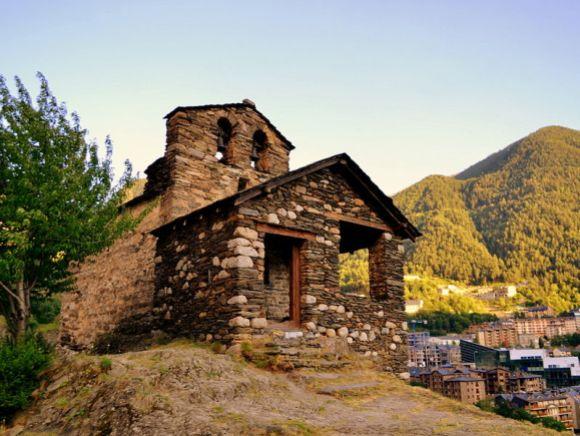 Església de Sant Romà de les Bons, 3rd place, Wiki Loves Monuments 2012, Andorra