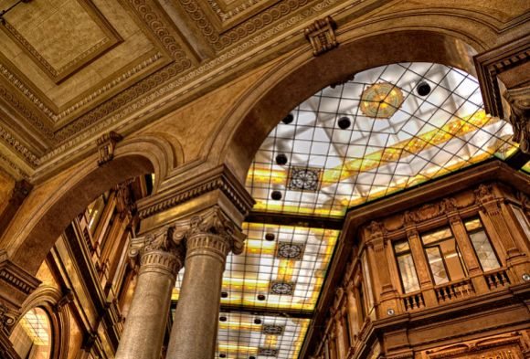 Galleria Alberto Sordi, 2nd place, Wiki Loves Monuments 2012 Italy