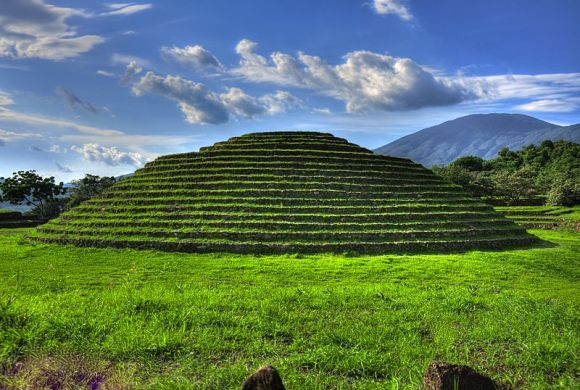 Guachimontones Jalisco - Esteban Tucci, 1st place.  Wiki Loves Monuments 2012 Mexico.