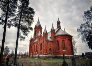 Church of St. Alexis, Wiki Loves Monuments Belarus 2012 Finalist