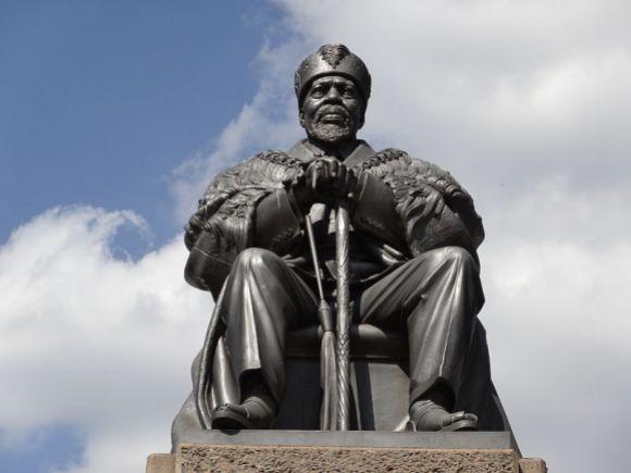 Statue of Jomo Kenyatta, 1st place, Wiki Loves Monuments 2012 Kenya