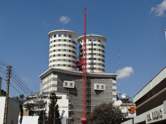 Nation Cenre, 2nd place, Wiki Loves Monuments 2012 Kenya