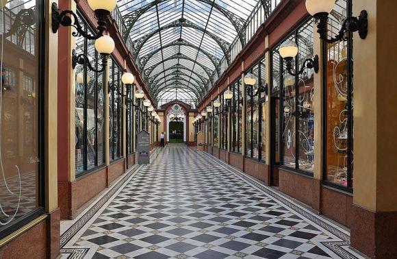 Passage des Princes, 3rd Place, Wiki Loves Monuments 2012 France.