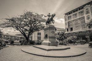 Plaza Herrera, Wiki Loves Monuments Panama 2012 Finalist
