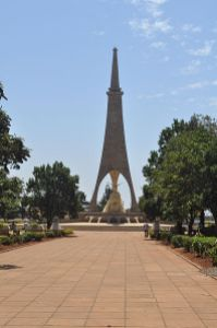Monument marking Kenya's 20th anniversary of independence, 3rd place, Wiki Loves Monuments 2012 Kenya