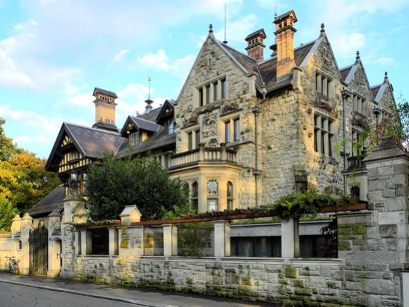 Villa Egli, 3rd place, Wiki Loves Monuments 2012, Switzerland