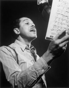 William P. Gottlieb's photo of Cab Calloway, Wikimedia Commons Picture of the Day for 25 December 2012
