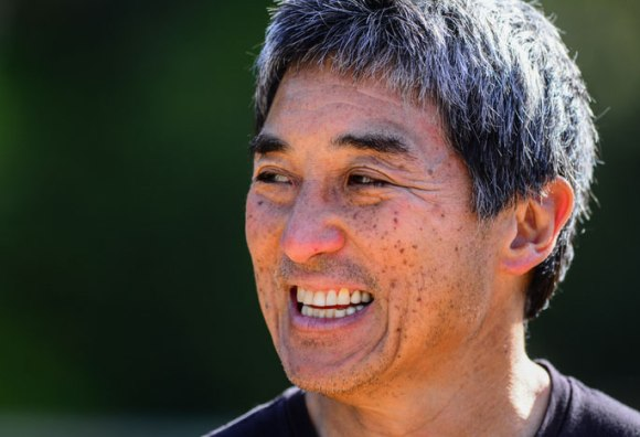 Guy Kawasaki is a noted author, entrepreneur and internet evangelist. He will bring a wealth of experience on the Wikimedia Foundation's Board of Trustees. Photo by Nohemi Kawasaki, freely licensed under CC-BY-SA 3.0
