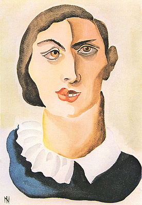 We are more than our sex and more than our gender, and many users want more nuanced options for identifying themselves online. Andrógino by Ismael Nery. Public Domain.