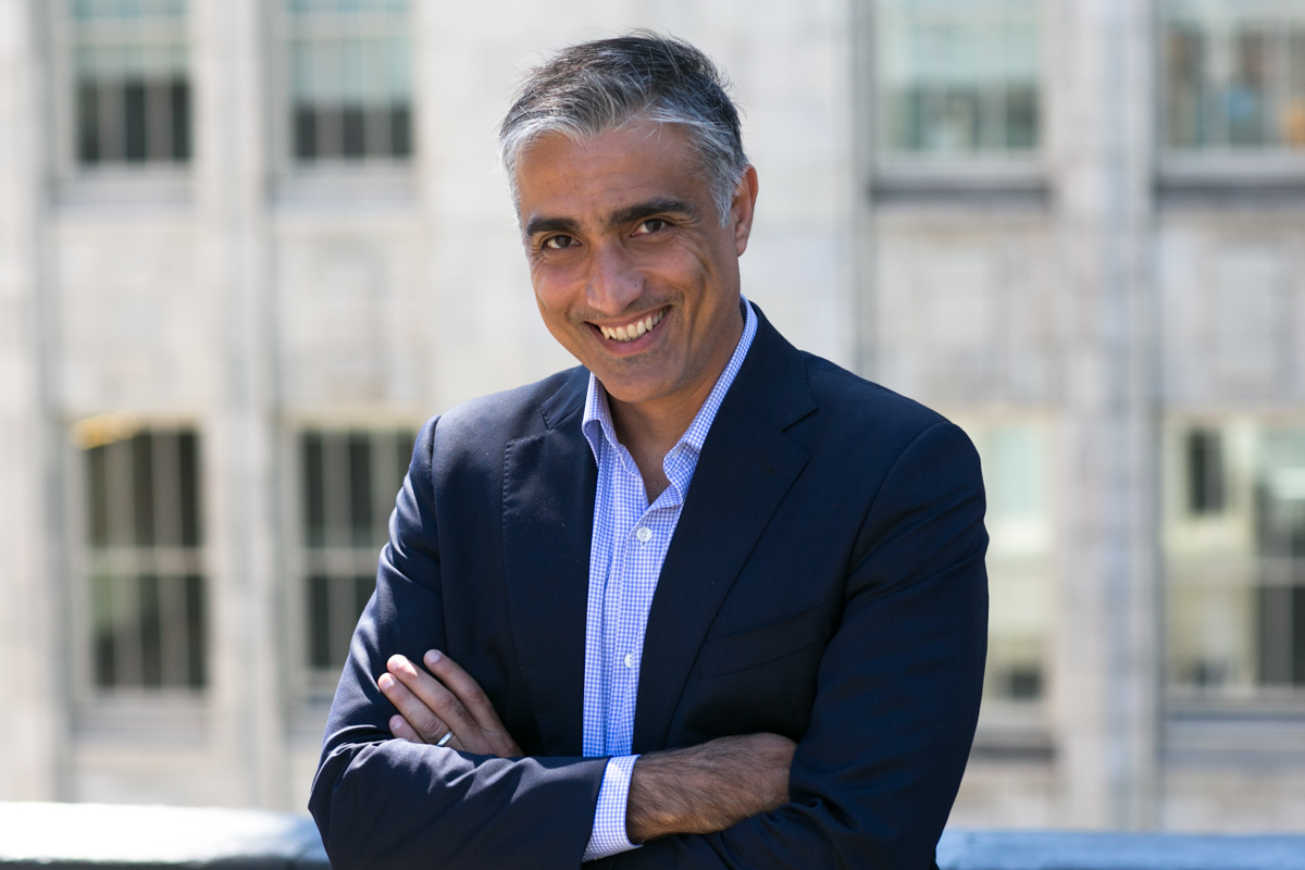 A longtime media executive, Kourosh Karimkhany has worked with leading companies such as Yahoo and Conde Nast -- where he spearheaded the acquisition of Wired.com, Ars Technica and Reddit. Photo by Myleen Hollero, freely licensed under CC-BY-SA-3.0