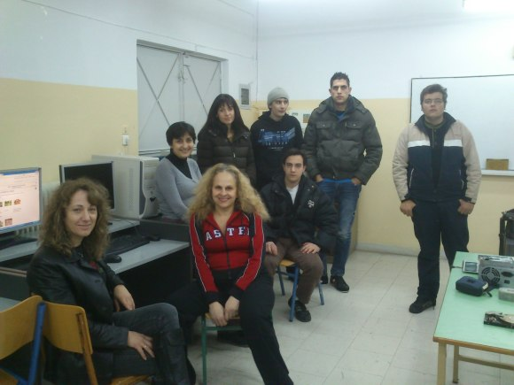 Argostoli_Evening_School_computer_lab_wild_flora_project