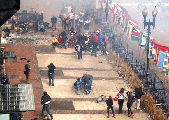 1st_Boston_Marathon_blast_seen_from_2nd_floor_and_a_half_block_away