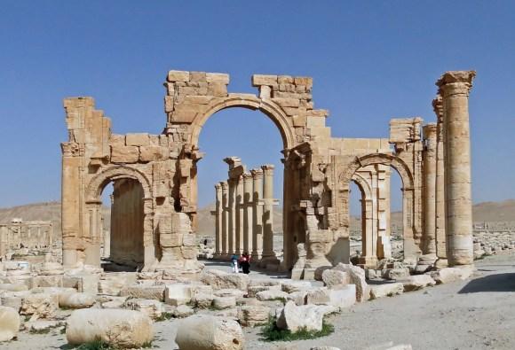 Palmyra_-_Monumental_Arch