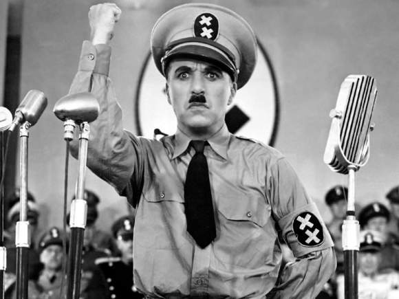 The Great Dictator (1940).
