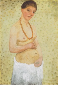 Painting by Paula Modersohn-Becker, public domain/CC0.