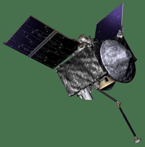 Rendering by NASA, public domain/CC0.
