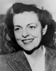 Helen Gahagan Douglas. Photo via the US Congress, public domain/CC0.