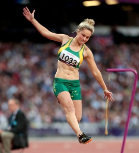 Stephanie Schweitzer. Photo by Sport the Library via the Australian Paralympic Committee, CC BY-SA 3.0.