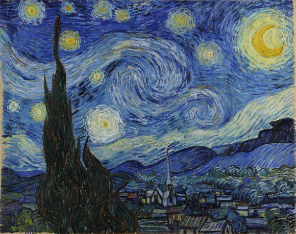 Painting by Vincent van Gogh, public domain/CC0.