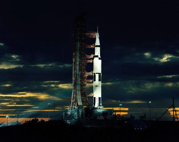 Photo by NASA, public domain.