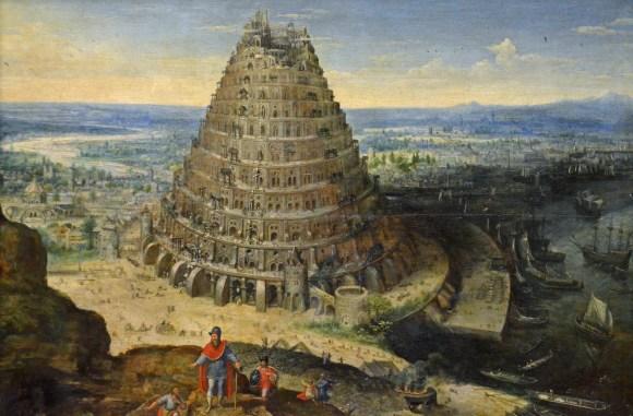 Painting by Lucas van Valckenborch via the Louvre, public domain/CC0.