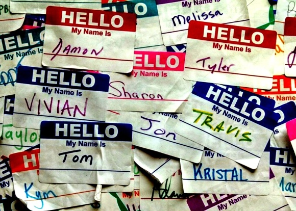Hello, my name is ______: Searching for names is not always straightforward  – Diff