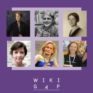 Підсумки кампанії WikiGap 2021 (Інстаграм)