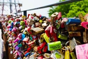 Lock in Seoul N Tower
